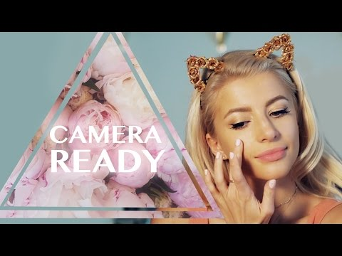 Camera Ready Makeup Routine