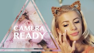 Camera Ready Makeup Routine