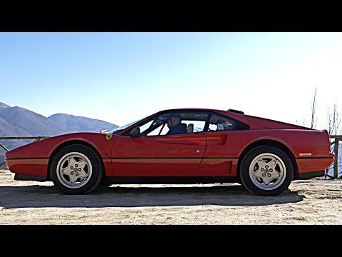 Ferrari GTB Turbo 1988   La Rossa Selvaggia [ENG.SUBS]