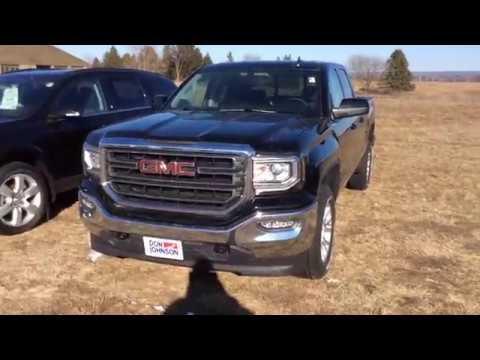 2017 Gmc Sierra 1500 At Don Johnson Motors In Rice Lake