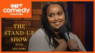 Fatima Dhowre - Pizza Dating  The Stand-Up Show with Jon Dore