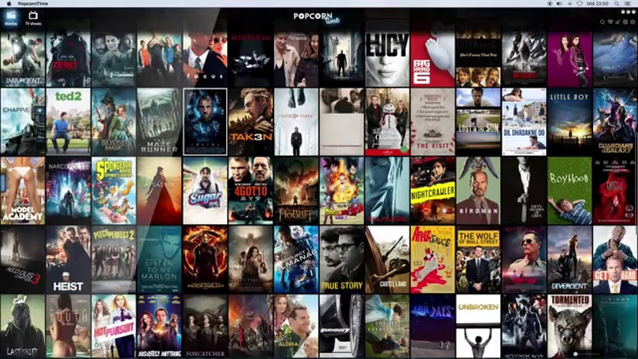 PopcornTime | Best Software Ever to Watch Free HD Movies Online