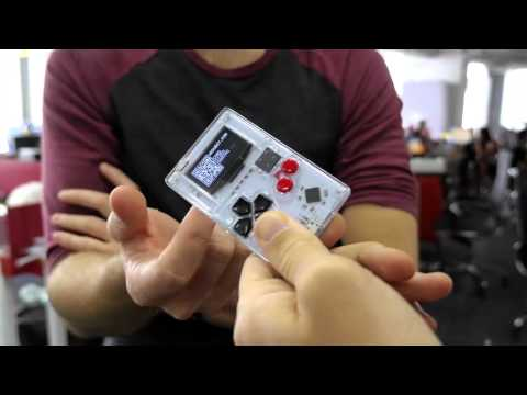This tiny, open-source Game Boy lookalike has started shipping