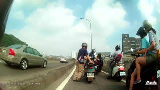 2018 5月(第3周) MAY 台灣車禍實錄 天雨路滑 行車請小心 车祸 交通事故動画 TAIWAN Cars Accidents Dashcam