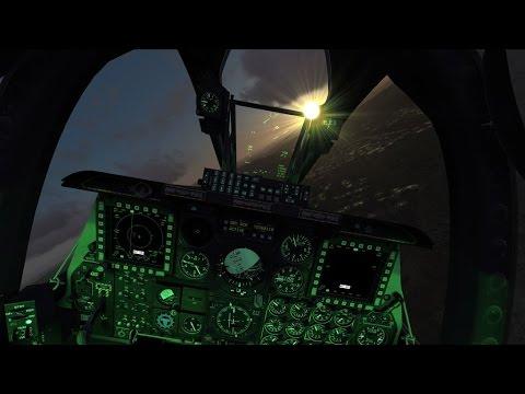 Лучшая Игра Симулятор Военного Самолета на ПК ! Боевой Штурмовик A-10C ВВС США