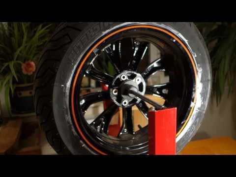Peugeot Metropolis Wheel Change