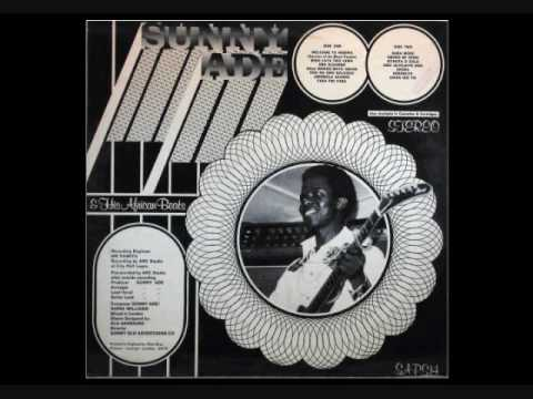 King Sunny Ade ~ Festac '77 ~ Baba Mode / Gboro Mi Yewo / Kitakita O Dola