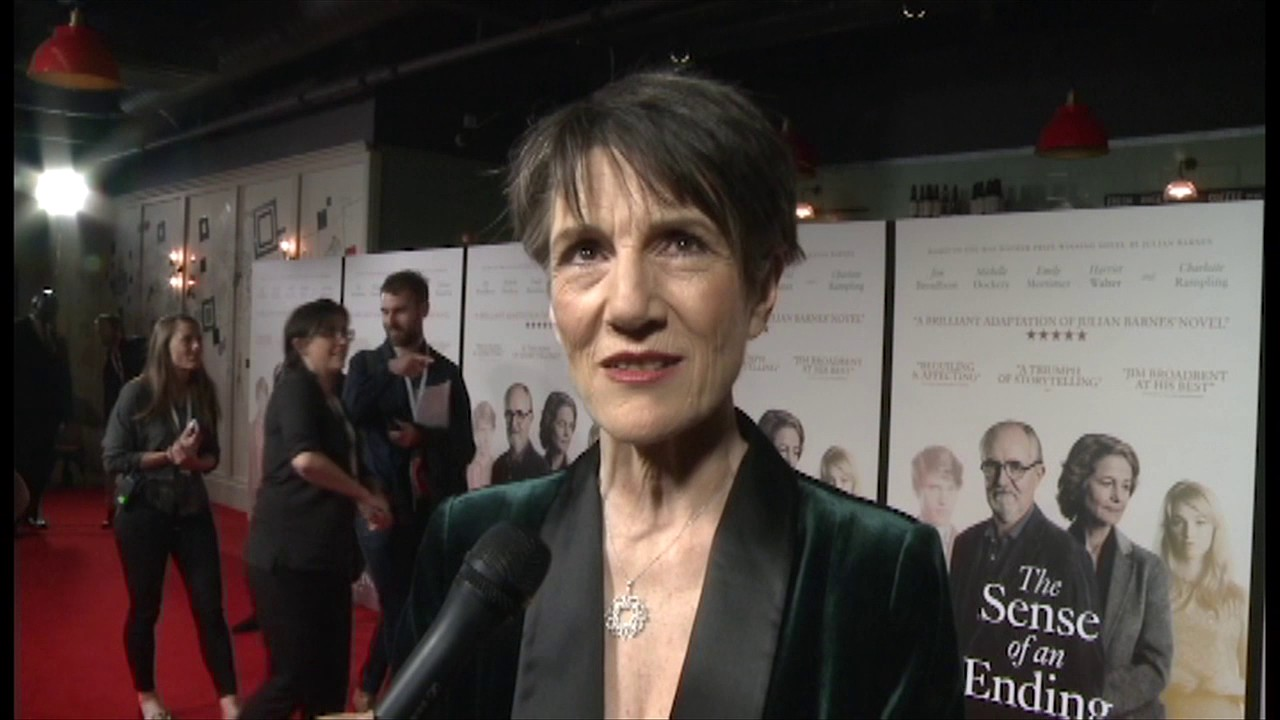 Dame Harriet Walter One Of The Great Acting Exercises Is To See If