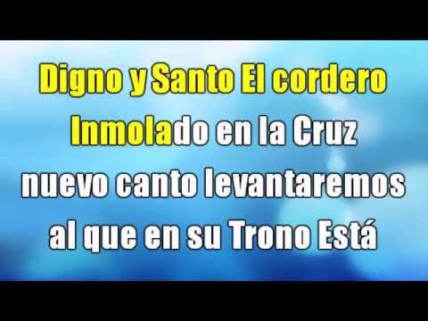 Digno y Santo - Pista - HD