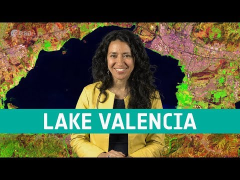 Earth from Space: Lake Valencia