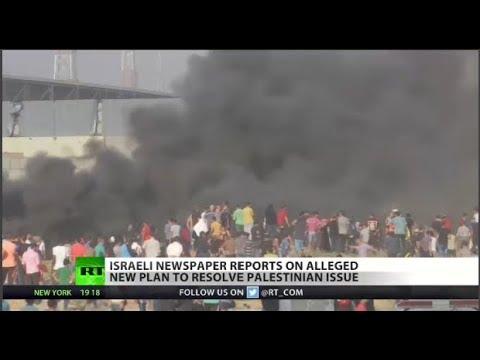 New Israeli Peace Plan tells Palestinians to 'shut up'