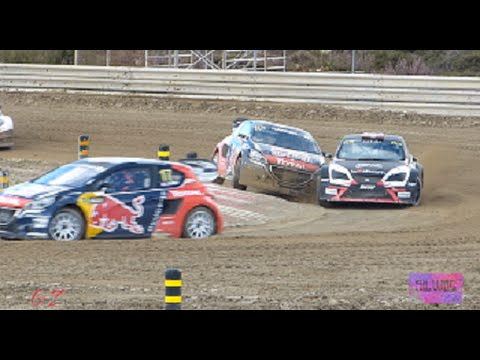 Bompiso World RX of Portugal - Montalegre Rallycross - 2016 | Highligths |