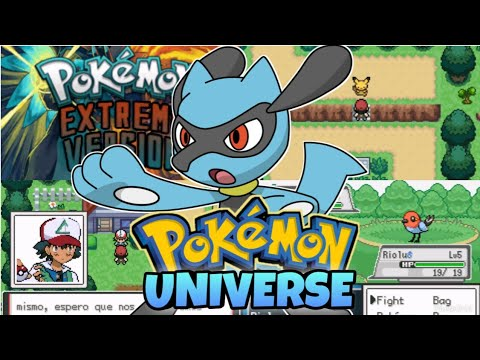 pokemon universe edition rom hack download