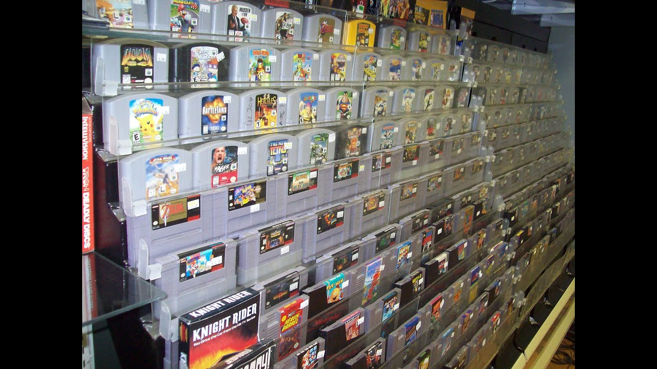 Is the Retro Game Bubble Bursting? - #CUPodcast - YouTube