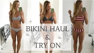 BIKINI HAUL & TRY ON | Zaful Bikini Haul | Cat Meffan
