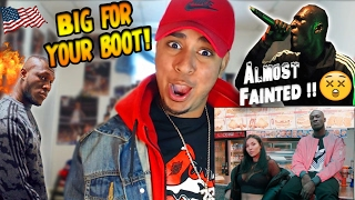 NEW YORKER AMERICAN LISTENS TO Stormzy Big For Your Boots REACTION !! (Wild)