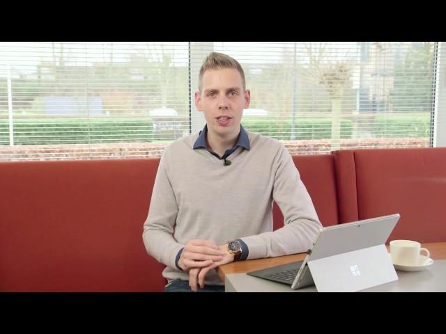 Voorbeeld PowerPoint template | Portfolio | PPT Solutions