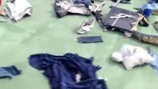 Из моря подняли сильно разрушенный самописец египетского А320(Речевой самописец разбившегося египетского самолета А320 поднят со дна моря. По данным Министерства граждан..., 2016-06-16T19:19:52.000Z)
