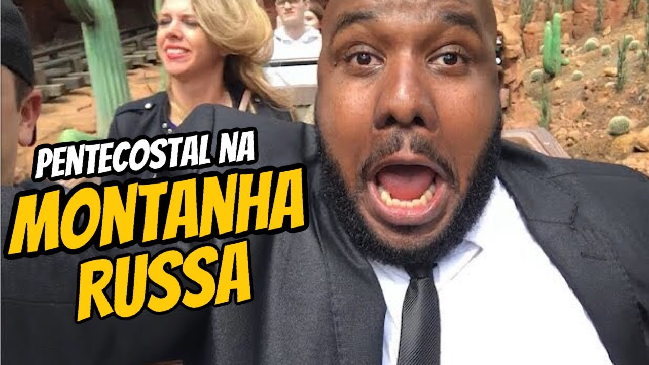 CRENTE PENTECOSTAL NA MONTANHA-RUSSA | Tô Solto