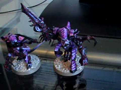 macabre brood tyranid prime conversion painted youtube. Black Bedroom Furniture Sets. Home Design Ideas
