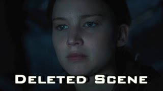 """Exclusive Deleted Scene #1 - Mockingjay Part 2 - """"We made a deal to try to save him"""""""