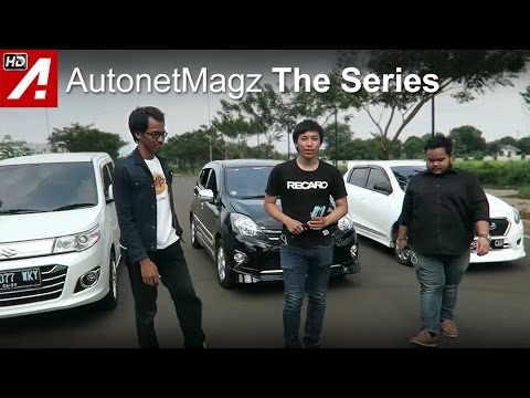 Komparasi Review LCGC Toyota Agya vs Karimun Wagon R vs Datsun GO