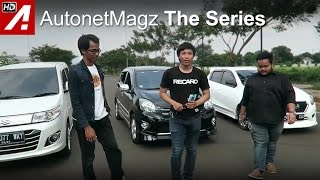 Komparasi Review LCGC: Toyota Agya vs Karimun Wagon R vs Datsun GO