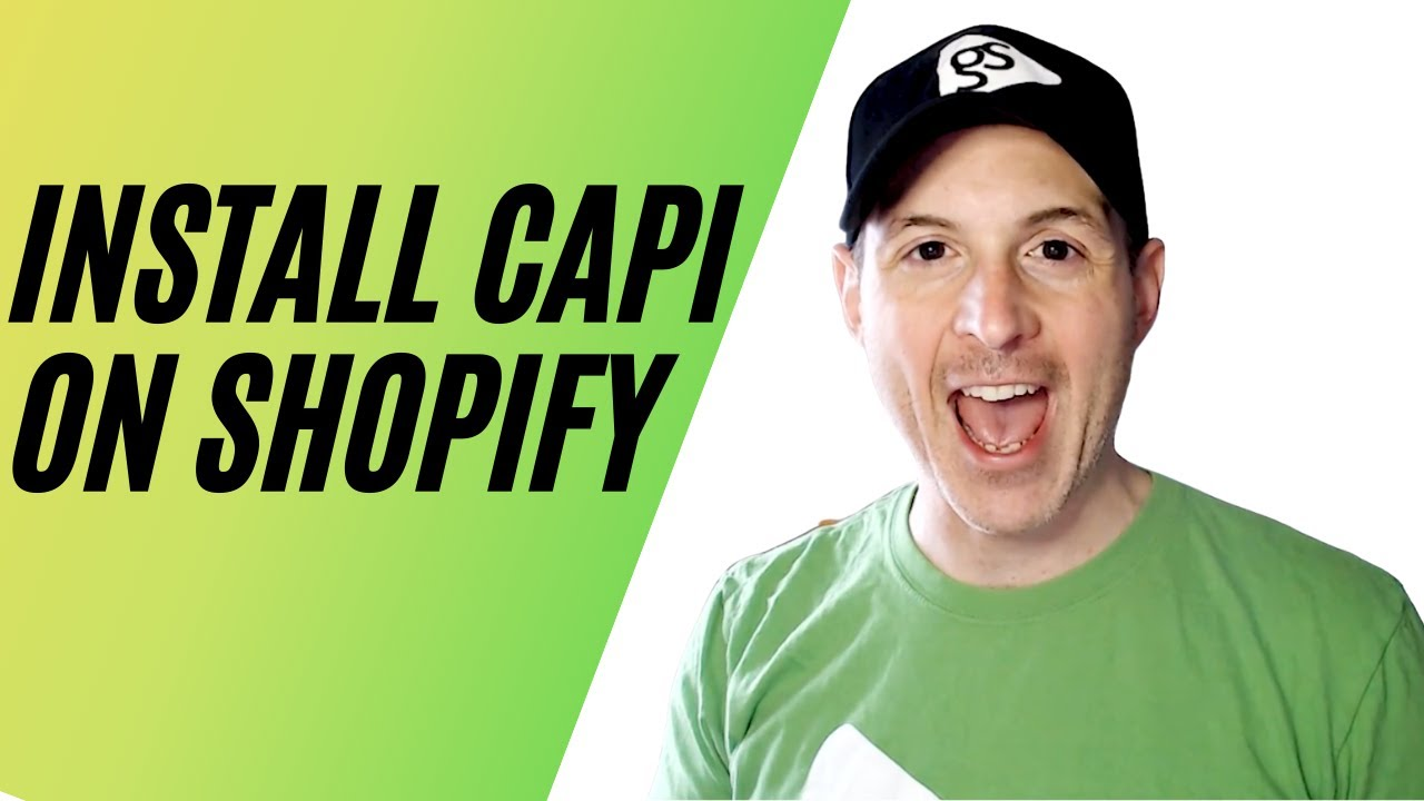 How to Install CAPI on Shopify Quickly and Easily (A MUST For Facebook Ads in 2021!)