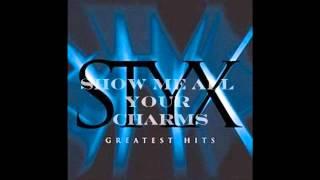 Lady '95 by Styx with lyrics
