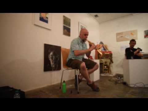 David O'Connor - Solo sopranino saxophone