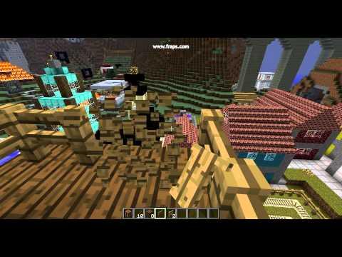 Minecraft Zauntor Craften Youtube
