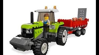 Toy Tractors For Toddlers, Toys For Children