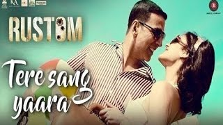 Akshay kumar says that if you loved soch na sake – which we definitely did then you'll like tere sang yaara, has been sung by atif aslam. it's a roma...