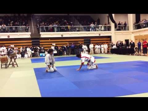 Jukkendo Demonstration - Judo Vs Karate