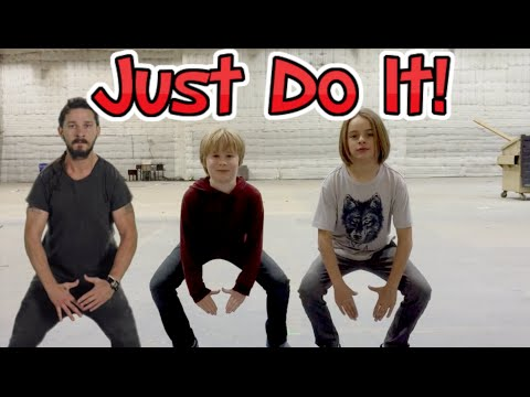 """Just Do It"" Shia Labeouf motivational video ft. Mace Coronel"