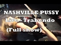 Nashville Pussy - Keep on Fuckin' in Paris (Full Concert) - Live Trabendo / Paris