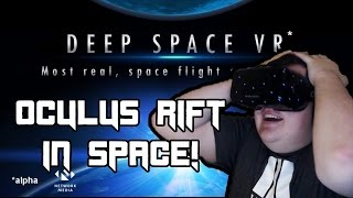 SPACE TOUR IN VR - Deep Space VR with the OCULUS RIFT!