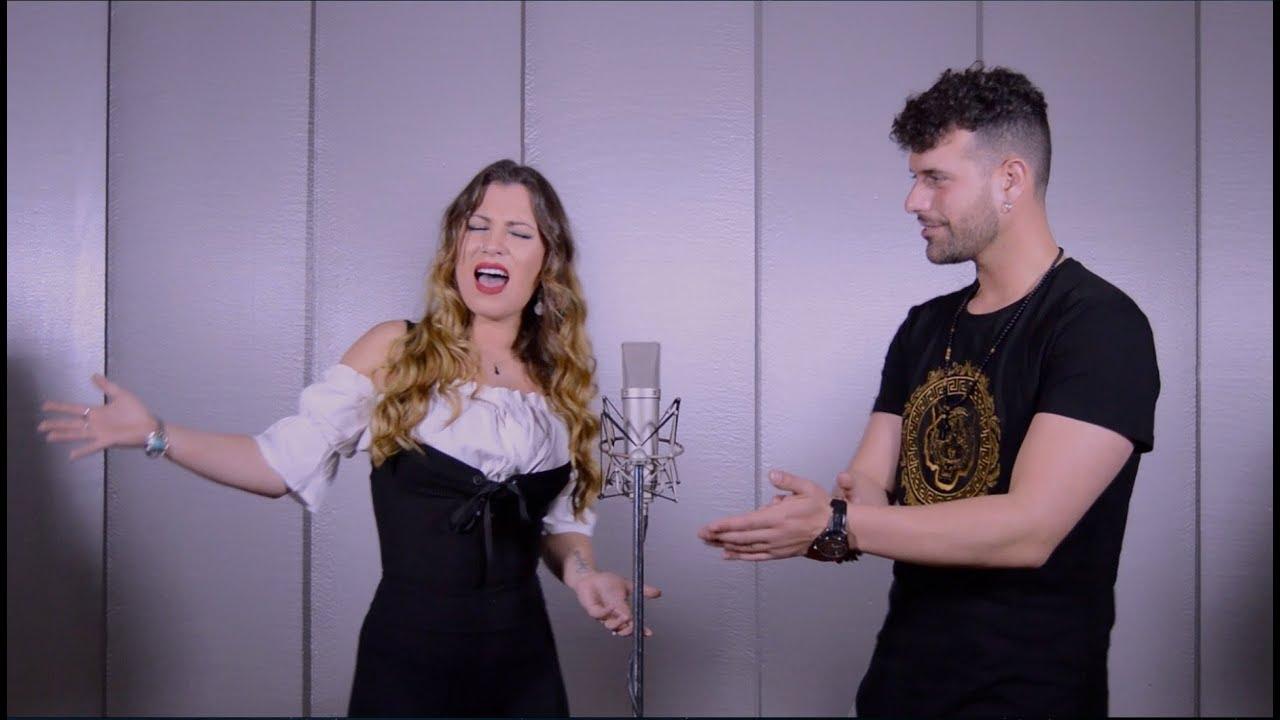 Te Robaré - Nicky Jam & Ozuna (Flamencover by Yessia & David)