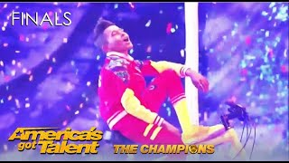 V Unbeatable Indian Dance Crew Put Lives On The Line For America S Got Talent Champions Finale MP3