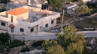 The village of Abu Shukhaydam, just outside of Ramallah, Palestine