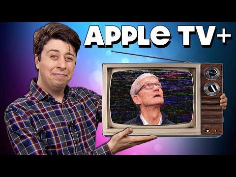 "Apple TV+ PARODY - ""Apple TV Plus Your Money"" TV"