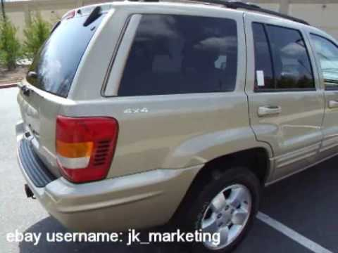 2001 Jeep Grand Cherokee Limited 4x4