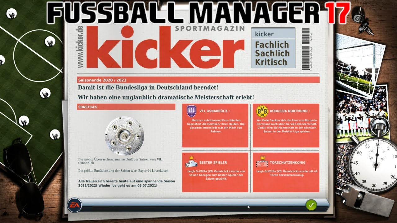 FuГџball Manager Kostenlos