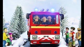 Feuerwehrmann Sam Deutsch ❄️Weihnachtsspecial! ❄️Schneerettung mit Sam 🎁Zeichentrick für Kinder