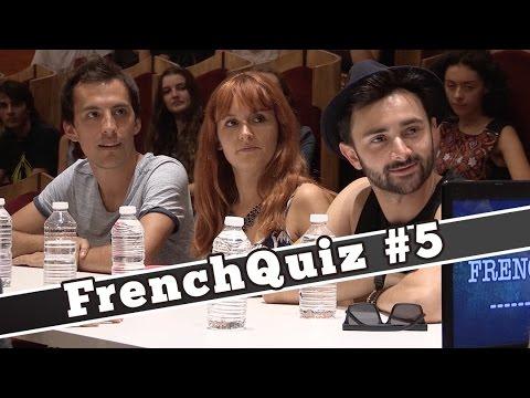 FrenchQuiz #5 - Invités : Golden Moustache