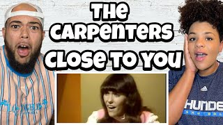 THIS WAS SO SO GOOD!.. | FIRST TIME HEARING The Carpenters - Close To You REACTION