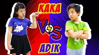 KAKAK VS ADIK !! Kaka dan Adik !! Drama Parodi Lucu | CnX Adventurers