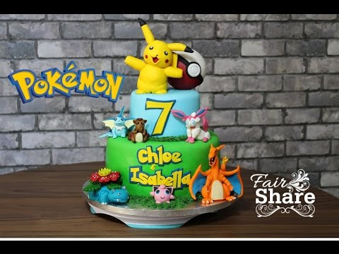 Pokemon Pikachu Hot Cake Easy Making Kit