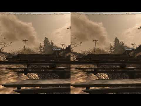 Neva River- Oculus Rift SBS 3D Video