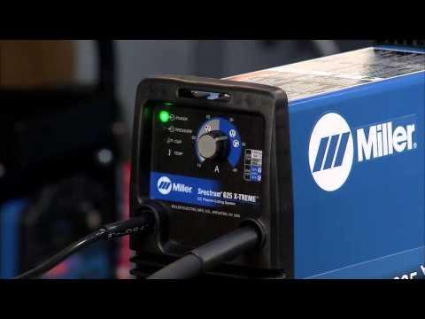 Two Guys Garage TV: Miller Spectrum 625 X-treme Plasma Cutter